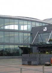 爱尔兰都柏林城市大学院校风光(二)