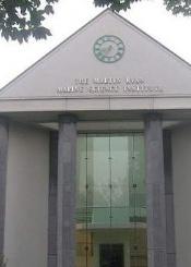 爱尔兰国立高威大学校园风光(一)