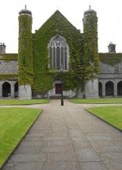 爱尔兰国立高威大学校园风光(二)
