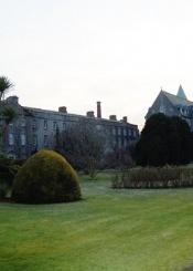 爱尔兰国立梅努斯大学院校风光(一)