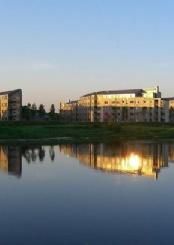爱尔兰国立利莫瑞克大学校园风光(二)