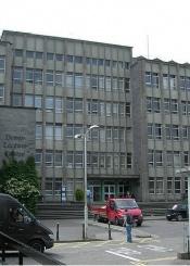 爱尔兰科克大学院校风光(三)