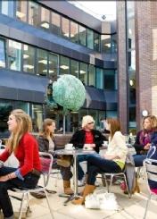 英国剑桥文理学院校园风光(四)