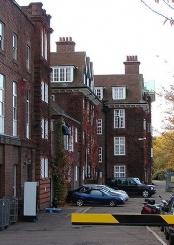 伦敦欧洲商学院校园风光(四)