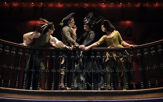 苏格兰戏剧高中音乐学院校园风光(四)美术皇家民办图片