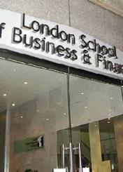 伦敦商业金融学院校园风光(二)