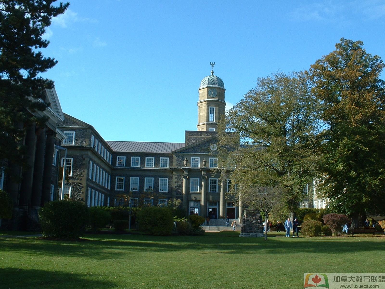 多伦多大学风景
