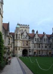 英国牛津大学风光一览
