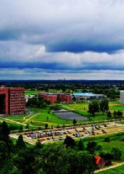荷兰瓦格宁根大学院校风光(一)