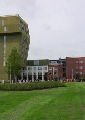 英国格罗宁根汉斯大学校园风光(二)