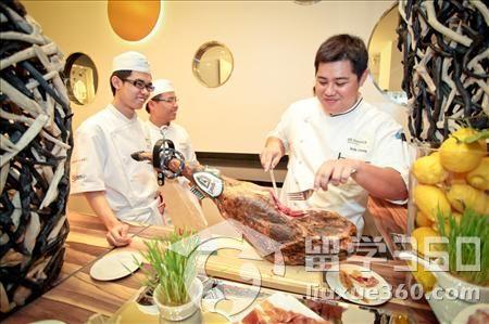 新加坡香阳环球厨师学院院校风光(二)