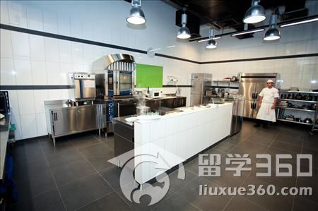 新加坡香阳环球厨师学院院校风光(三)