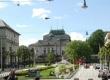 卑尔根大学学院风光一览