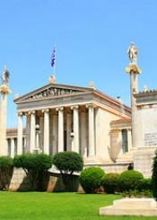 雅典农业大学风光一览