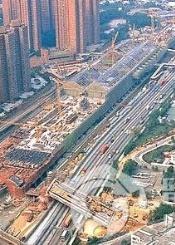 新界城市风光图集