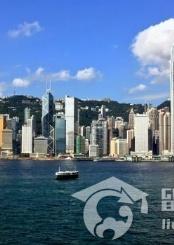 香港岛城市风光图集