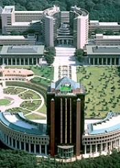 东京工科大学风光一览