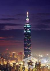 台北市城市风光一览