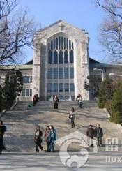 建国大学风光组图