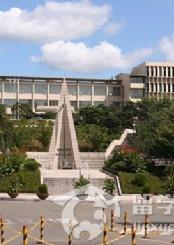 西江大学风光组图