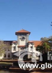 南非自由州大学校园风光集