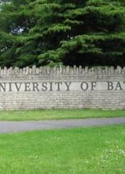 巴斯大学风光掠影