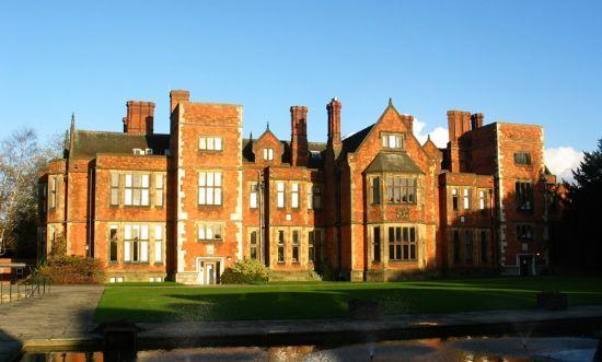 英国约克大学风光