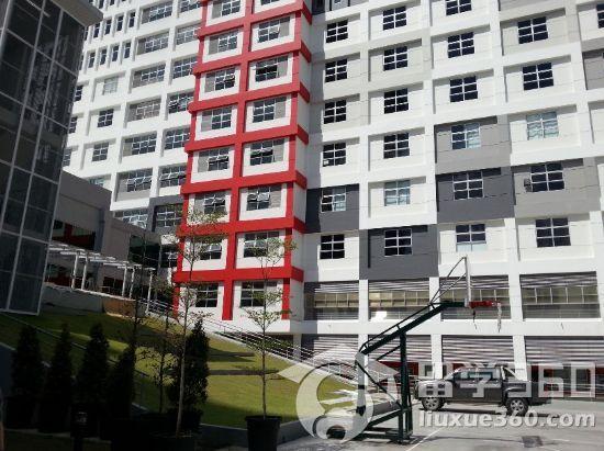 马来西亚英迪大学梳邦学院图集