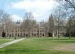 拉文大学校园风光