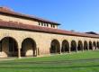 斯坦福大学校园风光
