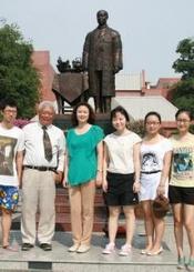 泰国基督教大学校园风光