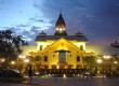泰国国立法政大学校园风光