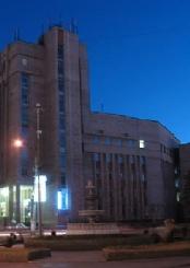 阿尔泰国立大学校园风光