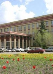沃罗涅日国立大学校园风光