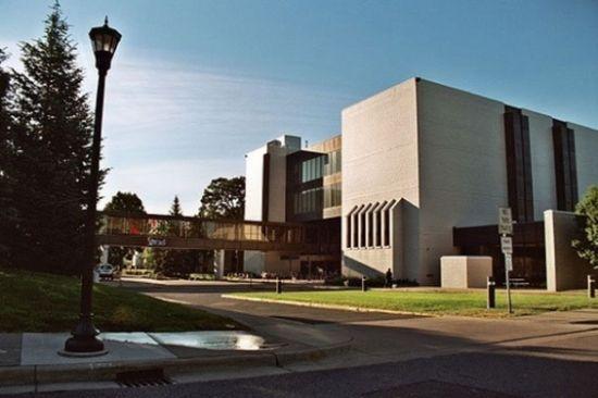 明尼阿波利斯艺术设计学院校园风光