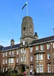 南威尔士大学校园风光