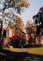 哈珀亚当斯大学校园风光