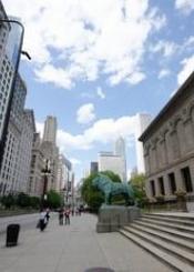 芝加哥艺术学院院校风光
