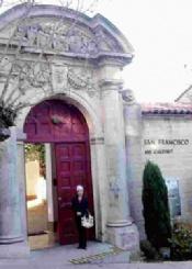 旧金山艺术学院院校风光