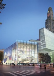 纽约室内设计学院院校风光