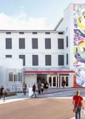 萨凡纳艺术与设计学院院校风光