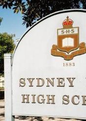 悉尼男子中学