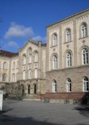 德国魏玛李斯特音乐学院院校风光