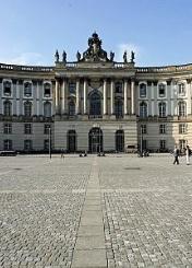柏林洪堡大学院校风光