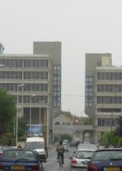 贡比涅技术大学院校风光