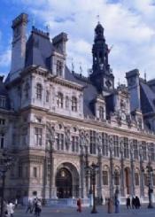 巴黎政治学院院校风光