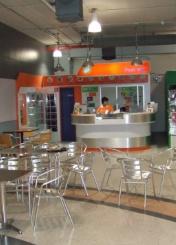 斯巴顿大学学生餐厅