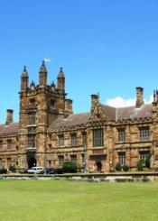 澳洲名校之旅―悉尼大学