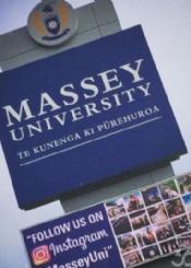 新西兰梅西大学院校风光(一)