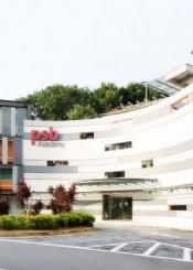 新加坡PSB学院校园风光(一)